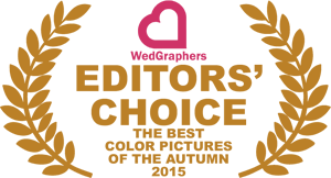 Javier Olivero - Certification - Editor's Choice WedGraphers