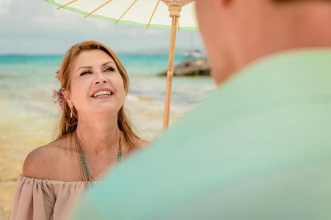 Olga & Javier 20th wedding anniversary-En altamar- Cayo Icacos-Fajardo-109