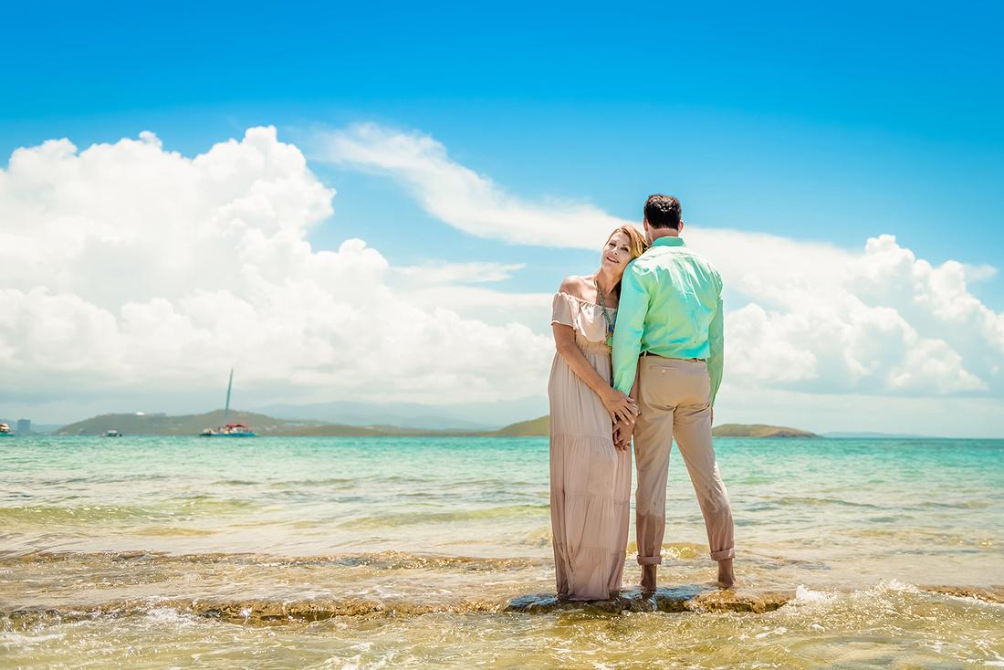 Olga & Javier 20th wedding anniversary-En altamar- Cayo Icacos-Fajardo-168